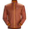 Arc'teryx M's Nuclei SL Jacket Iron Oxide